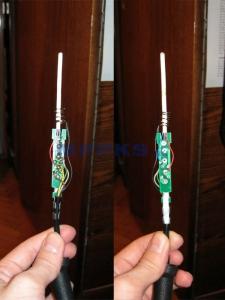 Lukey 852d+ fan нагревательный элемент паяльника в исходном положении
