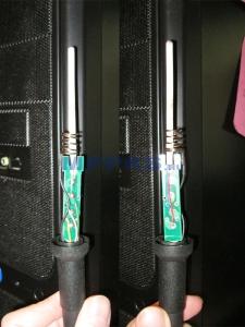 Lukey 852d+ fan нагревательный элемент паяльника после перепайки