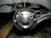 Ступица заднего колеса Chevrolet lanos 90209865
